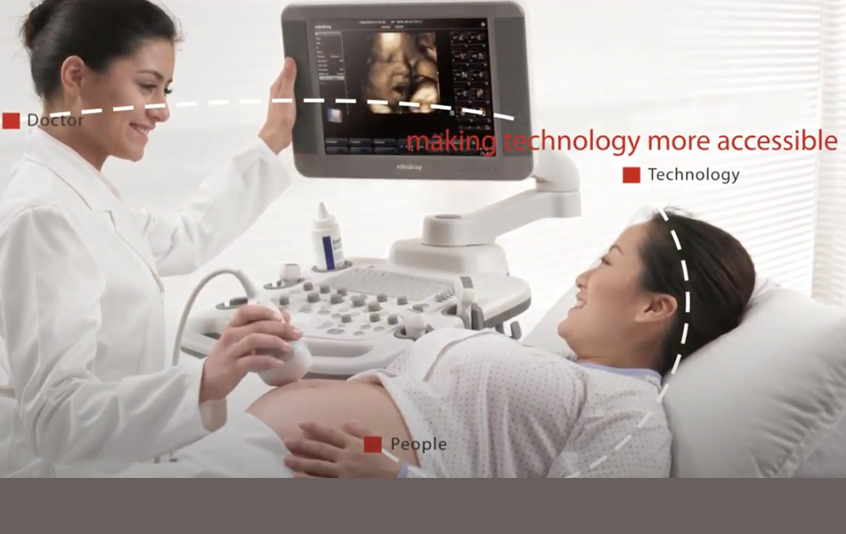 Digital Ultrasonic Diagnostic Imaging System